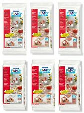 FIMO Air Drying Modelling Clay - White, Flesh, Terracotta - 500g or 1Kg - Craft