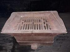 """Baxi Burnall 18"""" fire grate fireplace wood burner air feeder"""