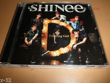 SHINEE single DAZZLING GIRL 4 track CD K-POP boy band JAPAN release RUN WITH ME