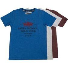 Magliette , maglie e camicie camicia casual per bambini dai 2 ai 16 anni girocollo misto cotone