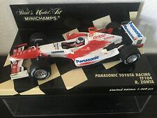 1/43 Panasonic Toyota Racing TF104 - #16 R. Zonta (2004)