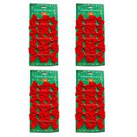 Mini Schleifen rot Weihnachten Weihnachtsschleifen Schleife Christbaum 5cm