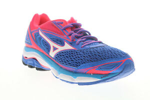 Mizuno Wave Inspire 13 FCLR720B017 Womens Blue Mesh Athletic Running Shoes 8