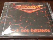 Baranga Brazil Heavy Metal Import Great Mob Rules Like AC DC CD