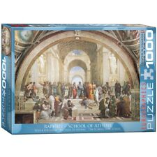 EG60004141 - Eurographics Puzzle 1000 Pc - School of Athens / Raphael