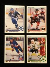 1990-91 1991-92 Upper Deck Hockey Finish Your Set w/Inserts 40 picks $1