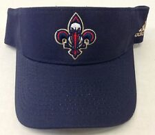 NBA New Orleans Pelicans Adidas Adjustable Fit Sun Visor Style #W231Z NEW!