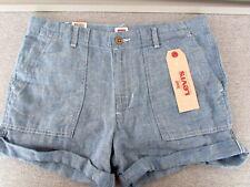 Levi's Shorts-Denim Look-Size 29 -Linen Blend- NWT #V5