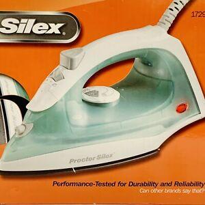 Proctor Silex 17291Y Durable Steam Iron Nonstick Fine Mist Spray