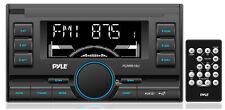 Pyle PLRRR18U Two Din Digital Receiver With USB/SD/AM/FM Radio 3.5mm AUX In
