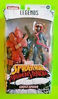 "Marvel Legends Maximum Venom 6"" Ghost Spider Action Figure (Venompool BAF) - NEW"