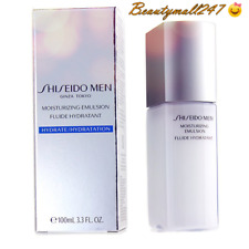 Shiseido Men Moisturizing Emulsion 3.3oz/100ml - Bnib