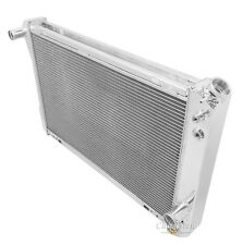 1982-1992 4 Row Core Chevrolet Camaro Trans Am Champion Cooling Alum Radiator