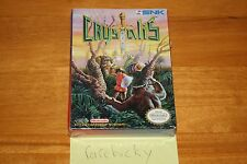 Crystalis (Nintendo NES) NEW SEALED H-SEAM, RARE RPG!