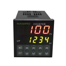 Inkbird Digital Preset Scale Counter Tact Switch Register 240V 220V CE IDC-S1RH