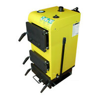 Festbrennstoffkessel Per Eko KSW 3,9 kW keine Messpflicht OHNE Gebläse