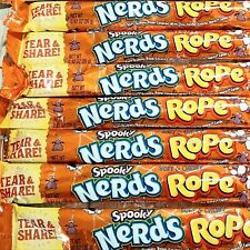 7 Nerds Rope Candy Brand New Limited Edition Holiday Spooky Best Before 6/30