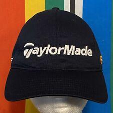 TaylorMade Burner Golf Hat Baseball Cap Blue Mens