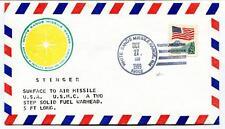1989 Stinger Surface Air Missile USA USMC Two Step Solid Fuel Warhead NASA USA