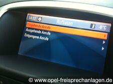 Original Bluetooth Freisprechanlage CD500 und DVD800 Opel