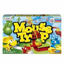 Hasbro Classic Mouse Trap Board Game CHEAPEST on EBAY -)