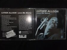 CD LUTHER ALLISON / LOVE ME MAMA /