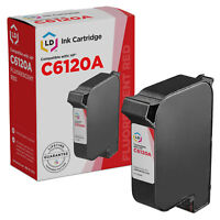 LD C6120A Fluorescent Red Ink Cartridge for HP Printer