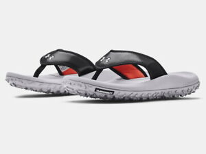 Under Armour Mens Fat Tire Sandals Flip Flop 3023750 - New 2021 - Pick a Size