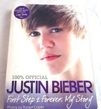 Justin Bieber *100% First Step 2 forever: My Story*Photos by Robert Caplin 2011.