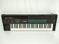 Yamaha DX7 Digital Programmable Algorithm Polyphonic Synthesizer In VG Condition