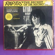 Super8 film. Raptus the secret of Dr. Hichcock. horror cinema 1962 Rare Vintage