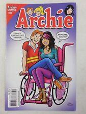 WHEELCHAIR Bound HARPER ~ 1st Appearance ~ ARCHIE COMICS # 656 Riverdale