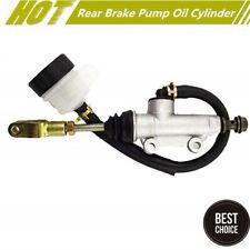Rear Brake Master Hydraulic Cylinder Pump Reservoir For Pit Dirt Bike 50cc-250cc