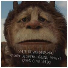 Where the Wild Things Are by the Kids, Karen O (CD, Sep-2009, DGC) NEW SEALED