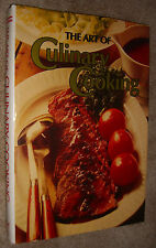 The Art Of Culinary Cooking Lexicon Publications Editor Donald Wolf 1991