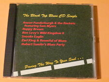 The BLACK TOP Blues CD Single: Earl King, Roomful of Blues, Anson Funderburgh