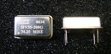 CONNOR WINFIELD 74.25MHz VCXO 5V HCMOS HV55-200G-74.25M DIP-14