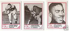 1983 Jogo CFL HOF Johnny Bright Eskimos Drake U