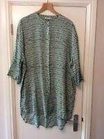 MASAI CLOTHING COMPANY Dress - Tunic size XL Grey With Pockets . 💗