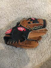 Rawlings PP11TB 11 Inch Full Grain Leather Shell  Buzz Off  Glove