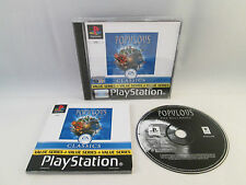 Playstation 1 PS1 PSX - Populous The Beginning