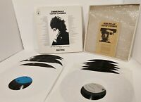 SWEET! Zimmerman Ten of Swords Bob Dylan Vinyl (1961-1966) & FREE TARANTULA Book