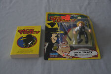 Dick Tracy Coppers and Gansters Action Figure (5791( and Dick Tracy Book