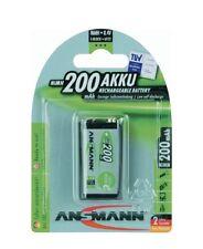 Akku Ansmann 9V E-Block 200mAh maxE+ (1 Stk)