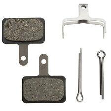 2 Sets Shimano Disc Brake Pads Resin B01S M515 M416 M525 M465 M575 M495  **New**
