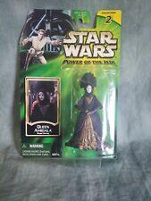 Star Wars Queen Amidala Royal Decoy Power Of The Jedi Action Figure New Hasbro