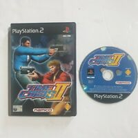 Time Crisis 2 Sony Playstation 2 PS2 Free Uk Post namco light game arcade
