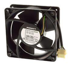 Pape 4118 N 6xmv ventilateur 48v DC 4,5w (38-58v DC) 120x120x38mm d'occasion