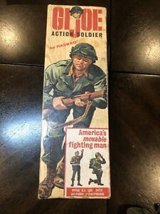 Vintage GI Joe 1964 Action Soldier #7500 - Box Only