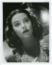 Sublime Hollywood Beauty Hedy Lamarr Original 1939 Laszlo Willinger Photograph